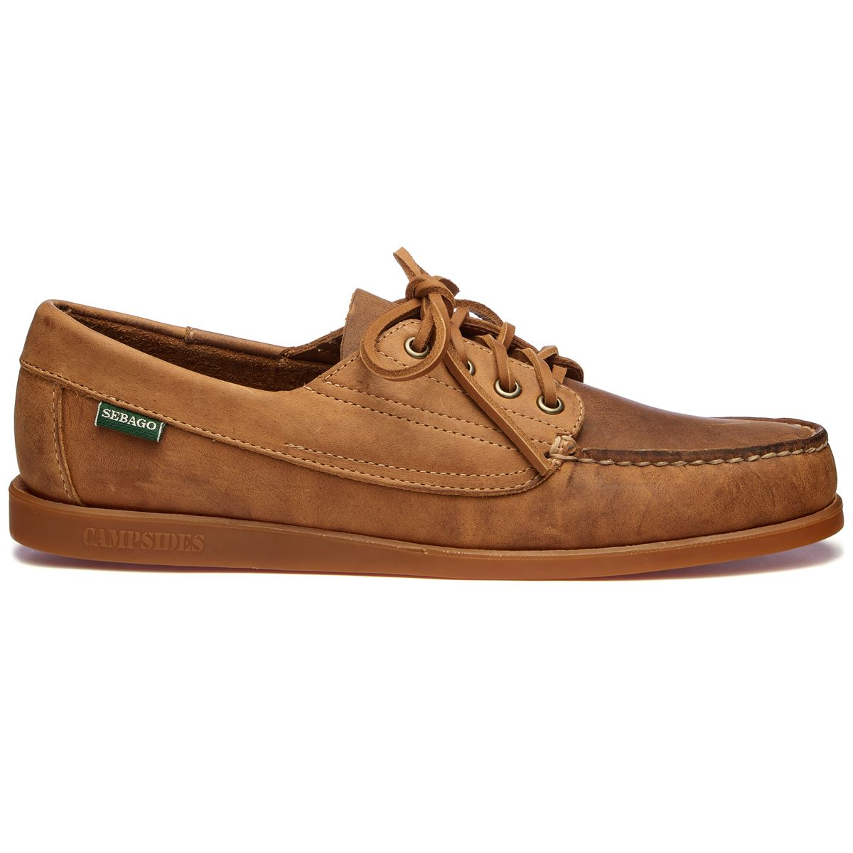 Moc Sebago for man-71112BW
